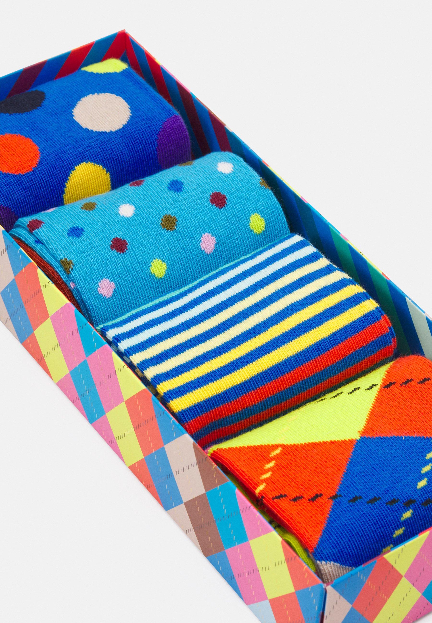 Women CLASSIC SOCKS GIFT SET UNISEX 4 PACK - Socks