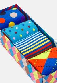 Happy Socks - CLASSIC SOCKS GIFT SET UNISEX 4 PACK - Socks - multi - 2