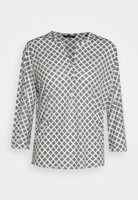 Marc O'Polo - SLEEVE - Long sleeved top - oyster white - 3