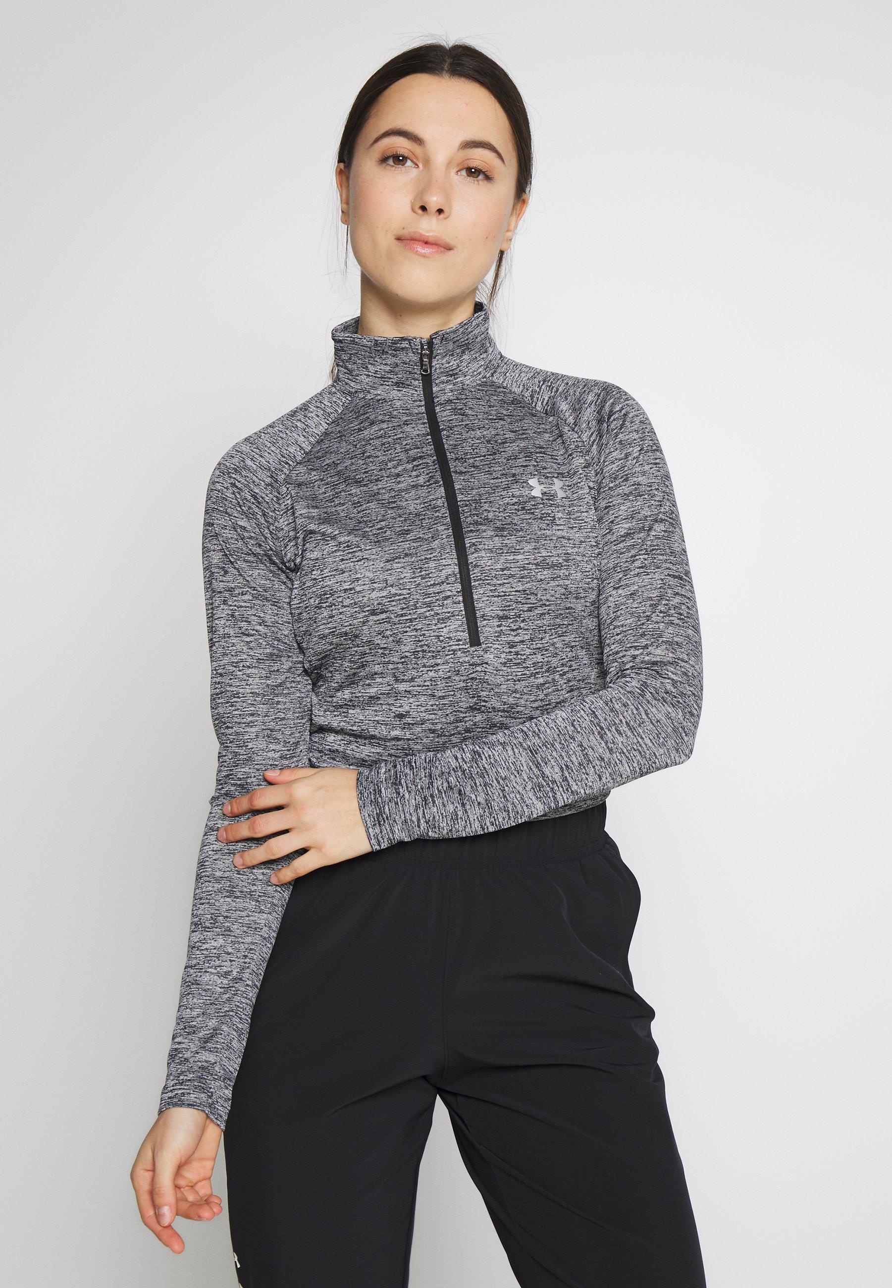 Women TECH 1/2 ZIP TWIST - Sports shirt
