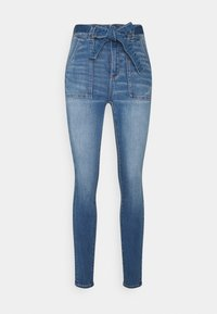 American Eagle - HIGHEST RISE JEGGING - Jeans Skinny Fit - effortlessly cool - 0