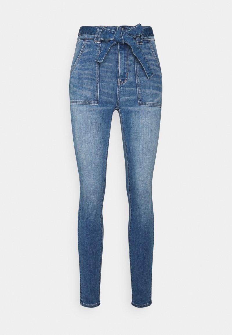 American Eagle - HIGHEST RISE JEGGING - Jeans Skinny Fit - effortlessly cool