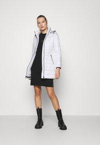 Calvin Klein - COAT - Winter coat - offwhite - 1