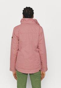 Roxy - MEADE - Snowboard jacket - dusty rose - 4