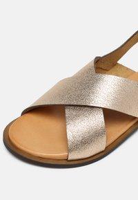 Minelli - Sandals - bronze - 7
