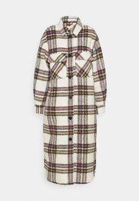 Object Tall - LONG COAT  - Classic coat - white - 5