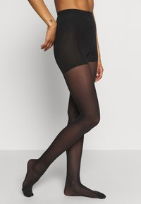 Pieces - PCSHAPER 20 DEN TIGHTS - Tights - black - 0