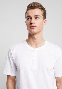 Schiesser - T-shirt basic - white - 2