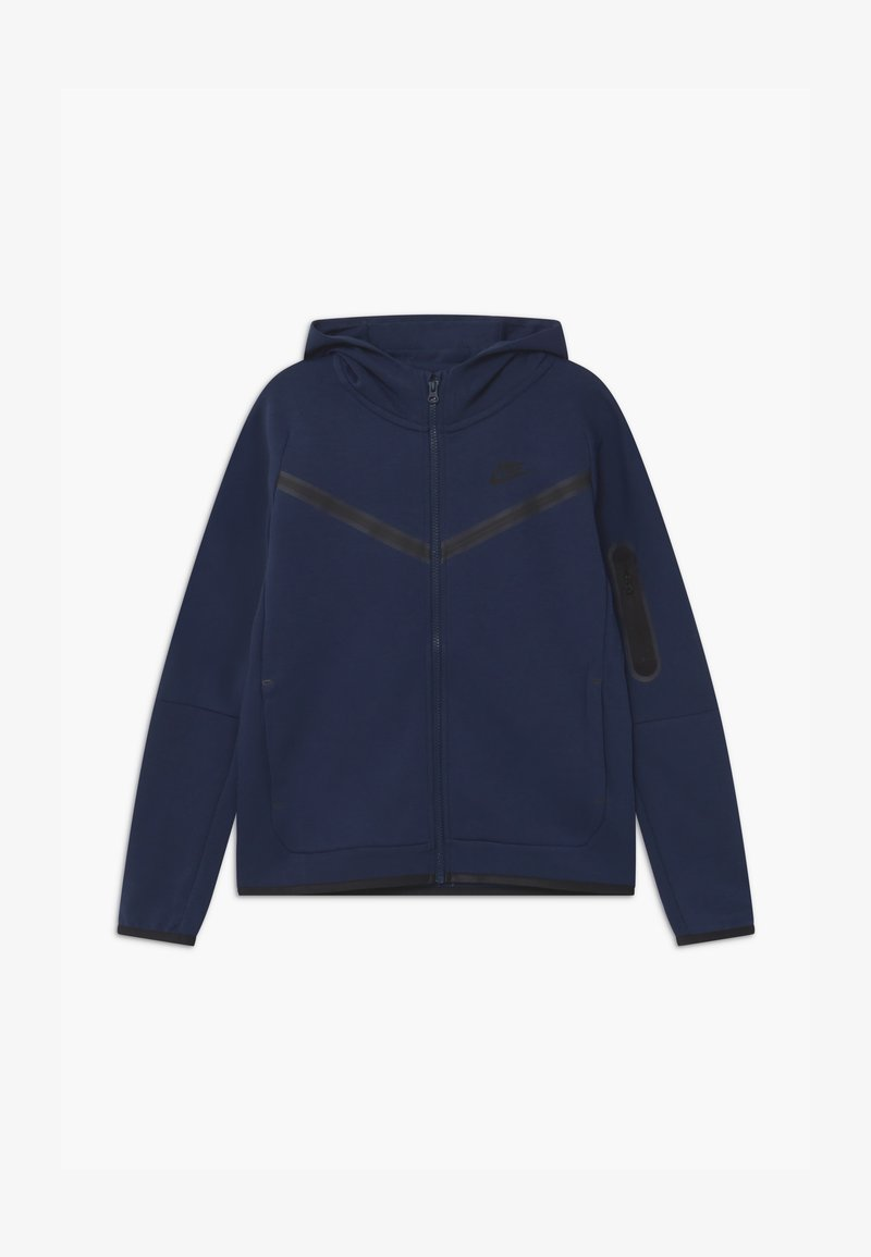 Nike Sportswear - Mikina na zip - midnight navy/black