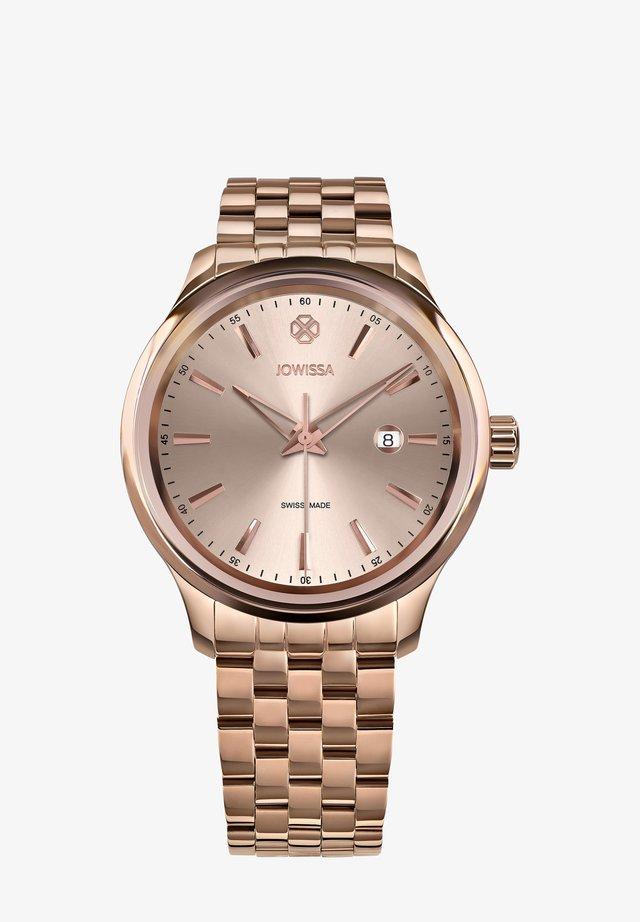 Horloge - rosa