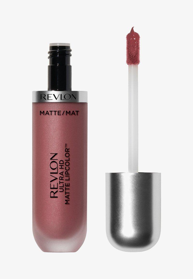 Revlon - ULTRA HD MATTE LIPCOLOR - Liquid lipstick - N°655 kisses