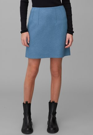A-line skirt - nothern sky