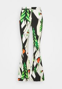 SPRINGFIELD FLARED PANT - Trousers - multi