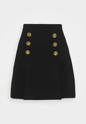 WOMEN'S SKIRT - Mini skirt - nero
