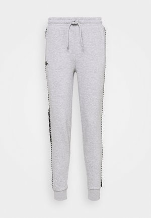 INAMA - Tracksuit bottoms - mottled grey