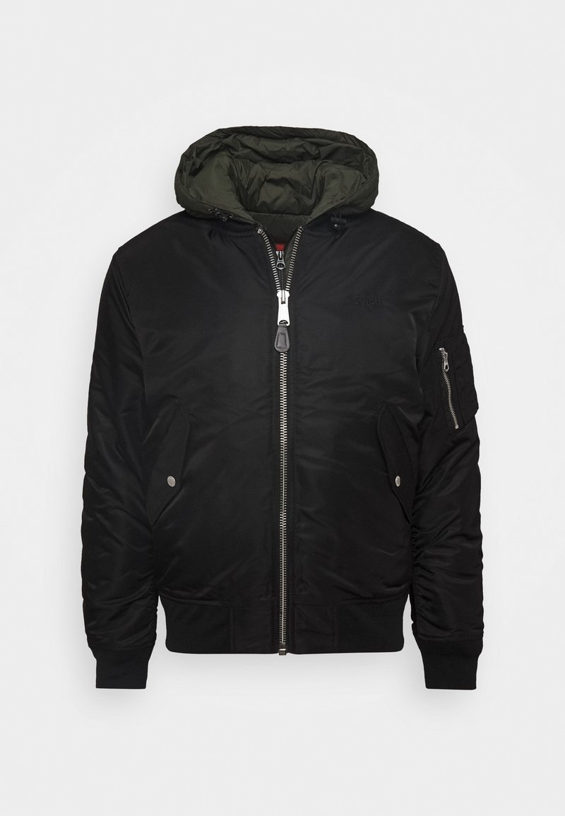 Schott - Bomber Jacket - black