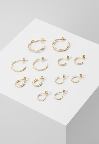 PCDIONA HOOP EARRINGS 6 PACK