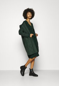 Anna Field - Jumper dress - dark green - 1