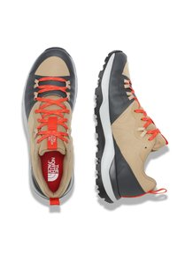 The North Face - M ACTIVIST LITE - Obuwie hikingowe - moab khaki/asphalt grey - 1