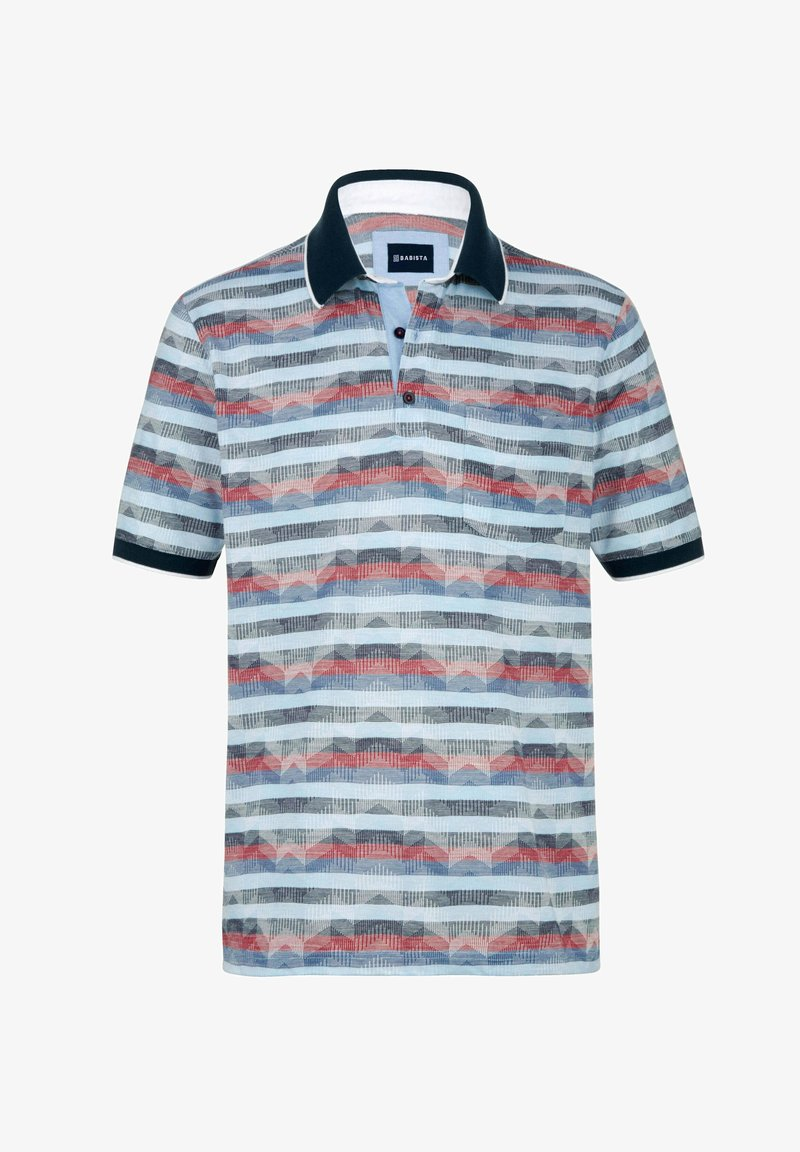 Babista - Polo shirt - blau,rot