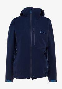 PYUA - GORGE - Ski jacket - navy blue - 7