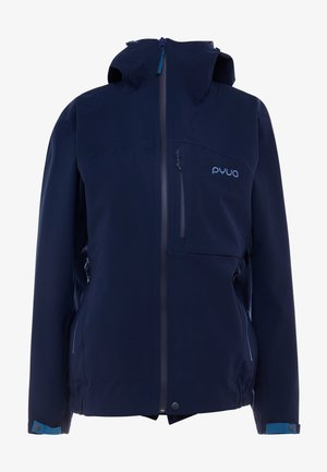GORGE - Chaqueta de esquí - navy blue