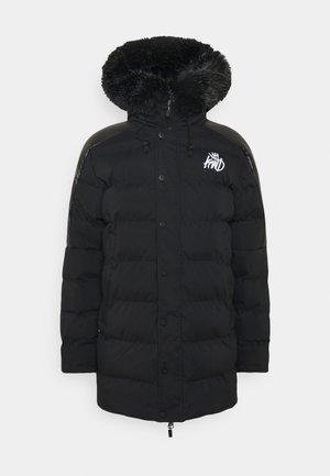 HUNTON PUFFER  - Płaszcz zimowy - black