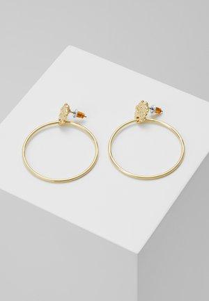 EARRINGS FEELINGS OF L.A. - Boucles d'oreilles - gold-coloured