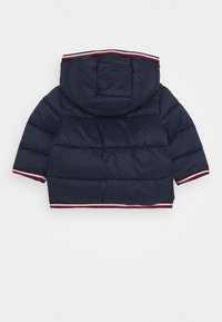 Tommy Hilfiger - BABY FLAG PUFFER JACKET - Winterjas - blue - 1