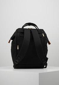 anello - Rugzak - black - 2