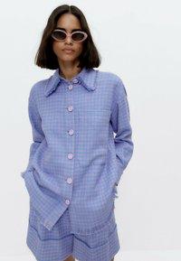Uterqüe - Summer jacket - lilac - 0