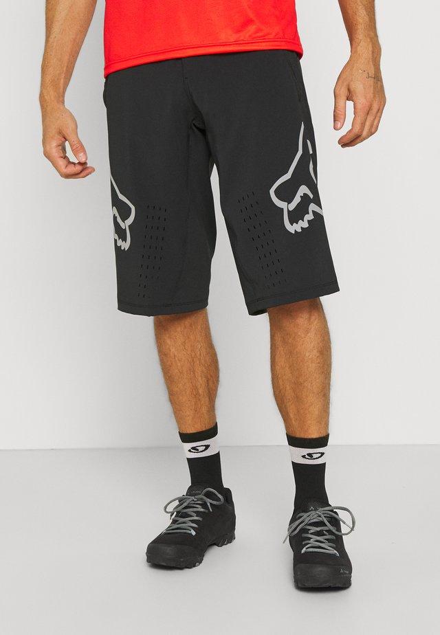 DEFEND SHORT - Sports shorts - black