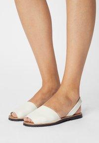 Tamaris - Sandals - white - 0