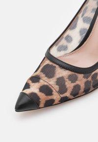 HUGO - TONIC NET - Classic heels - open miscellaneous - 6