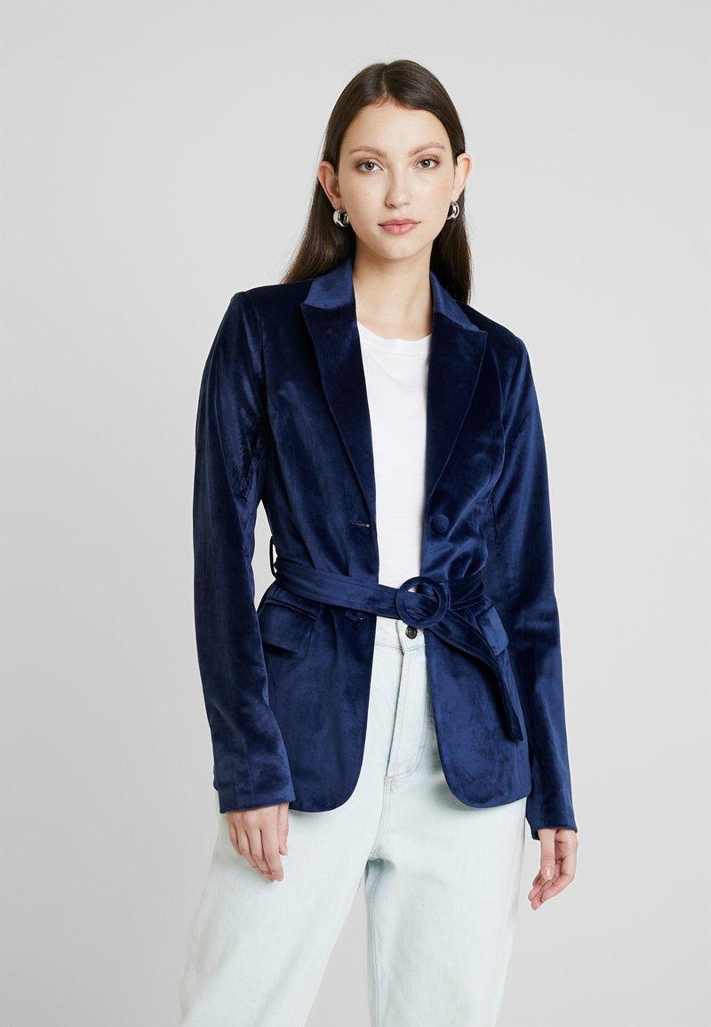 Fashion Union - ELVIS - Blazer - navy