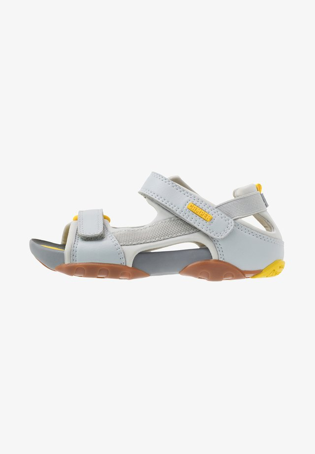 OUS - Walking sandals - light grey