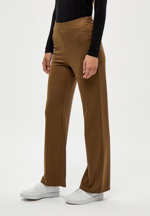 GAIL - Trousers - beech green