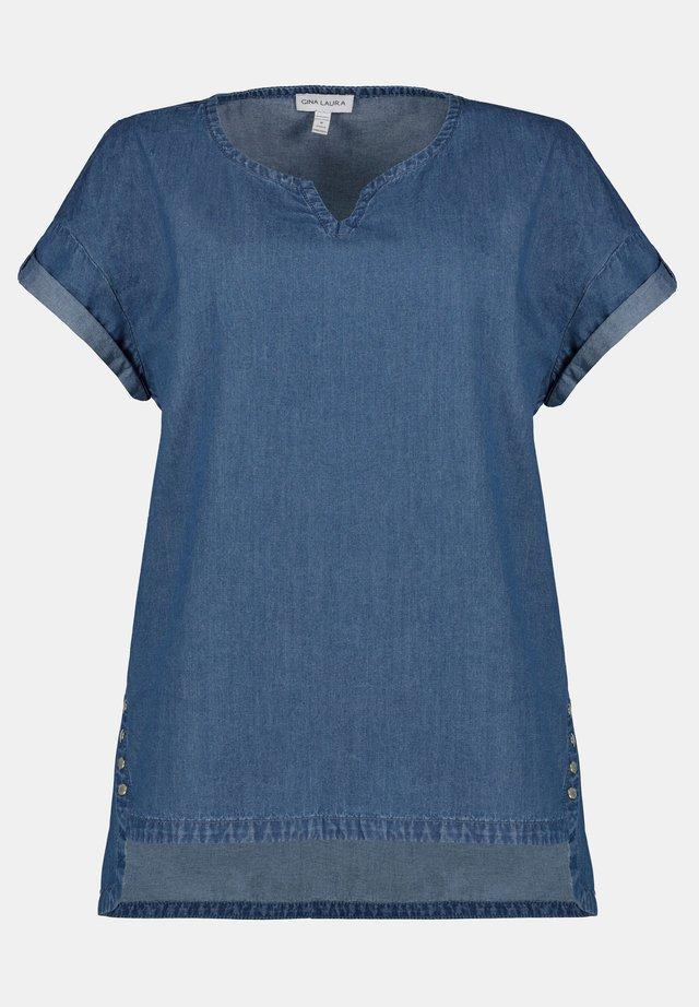 Tunique - jeansblau