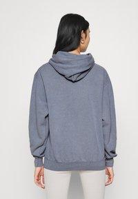 BDG Urban Outfitters - SKATE HOODIE - Hoodie - blue - 2