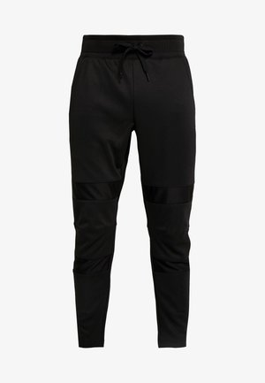 MOTAC SLIM TAPERED - Pantalon de survêtement -  black