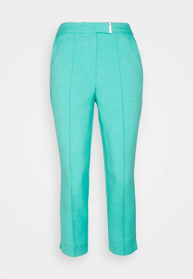 Kalhoty - aqua