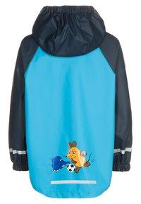 Playshoes - DIE MAUS - Waterproof jacket - dark blue - 1