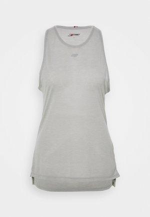 REGULAR TANK - Top - grey