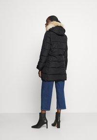 GAP - PUFFER - Winter coat - true black - 2