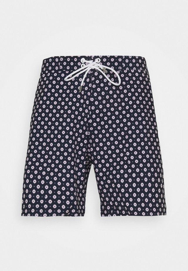 BOARD FOULARD - Shorts da mare - dusty coral