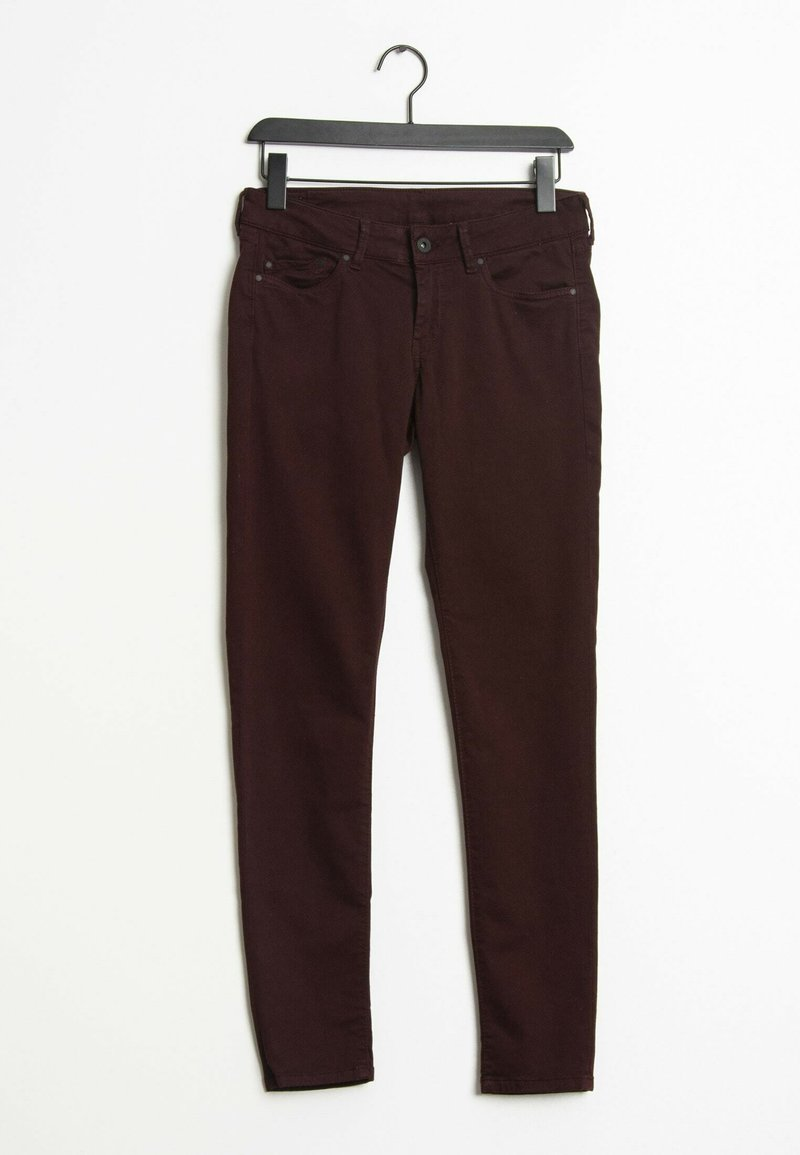 Pepe Jeans - Slim fit jeans - red