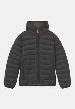 GIGA DONY UNISEX - Chaqueta de invierno - grey black