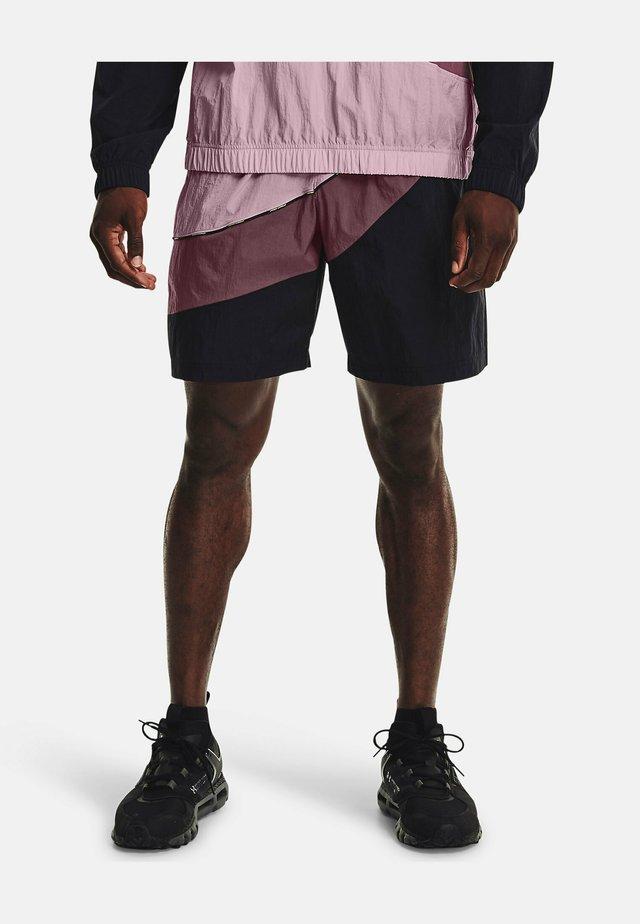 Sports shorts - mauve