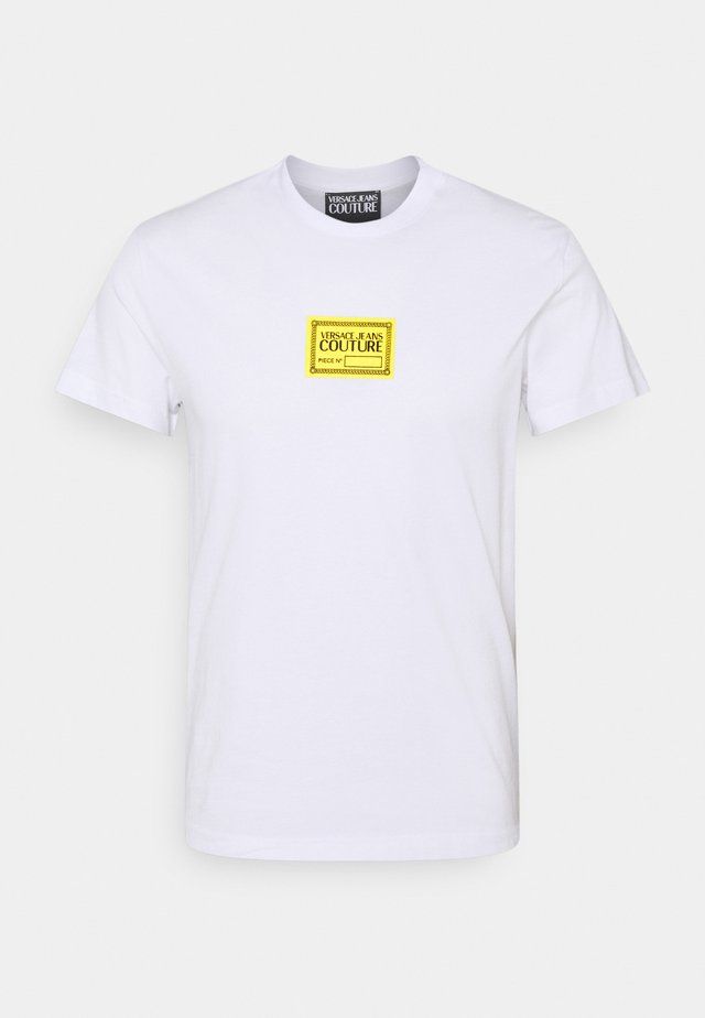 T-shirt imprimé - bianco ottico
