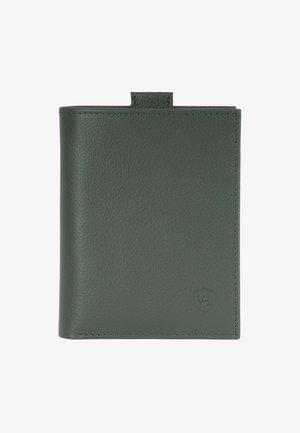 Wallet - grün (genarbt)
